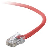 BELKIN Cat.6 UTP Patch Cord 2m [A3L980b07-S] - Red - Network Cable UTP